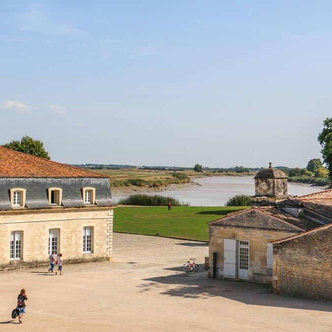 La Corderie Royale, fleuve Charente, Rochefort Océan