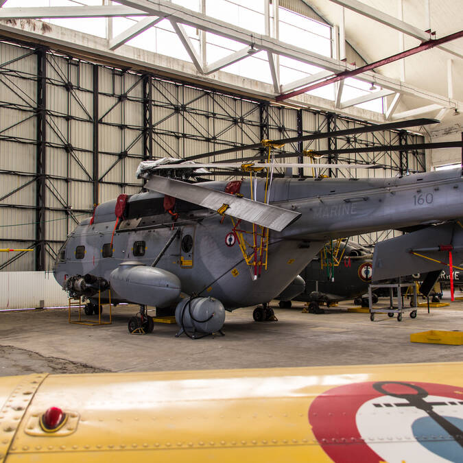Collection of the Museum of Naval Aviation - © David Compain - Ville de Rochefort