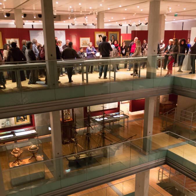 Le musée Hèbre, musée d'Art et d'Histoire, Rochefort Océan