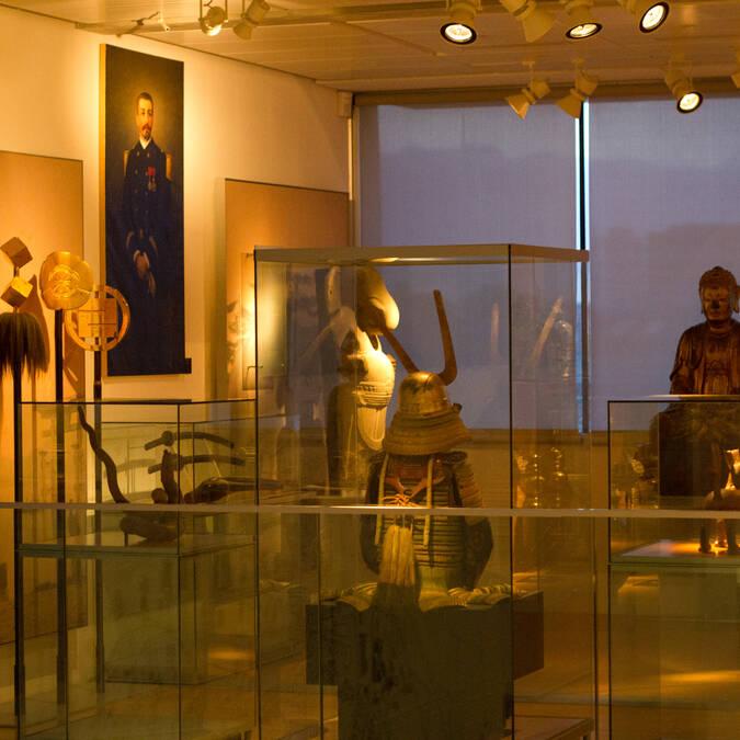 Musée d'Art et d'Histoire de Rochefort, sous le signe de la découverte - © David Compain - Ville de Rochefort