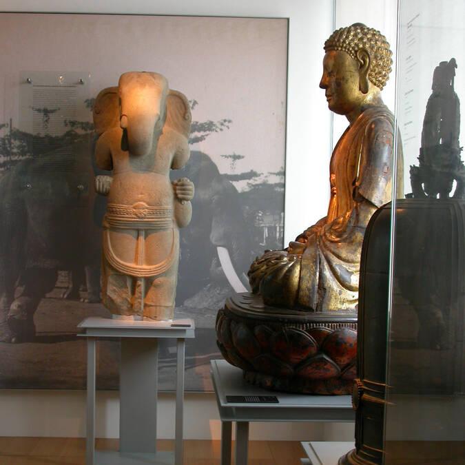 Les collections du musée Hèbre, musée d'Art et d'Histoire, Rochefort Océan