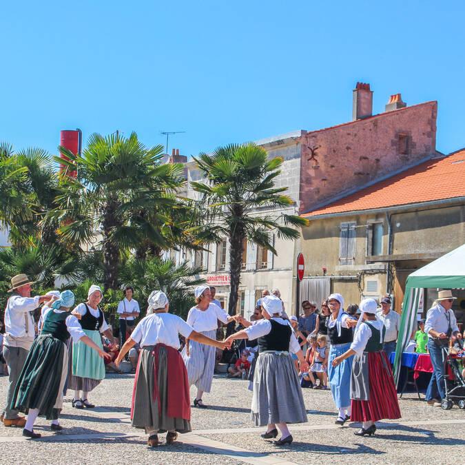 Tonnay fête sa Charente, édition 2017 - © Office de tourisme Rochefort Océan