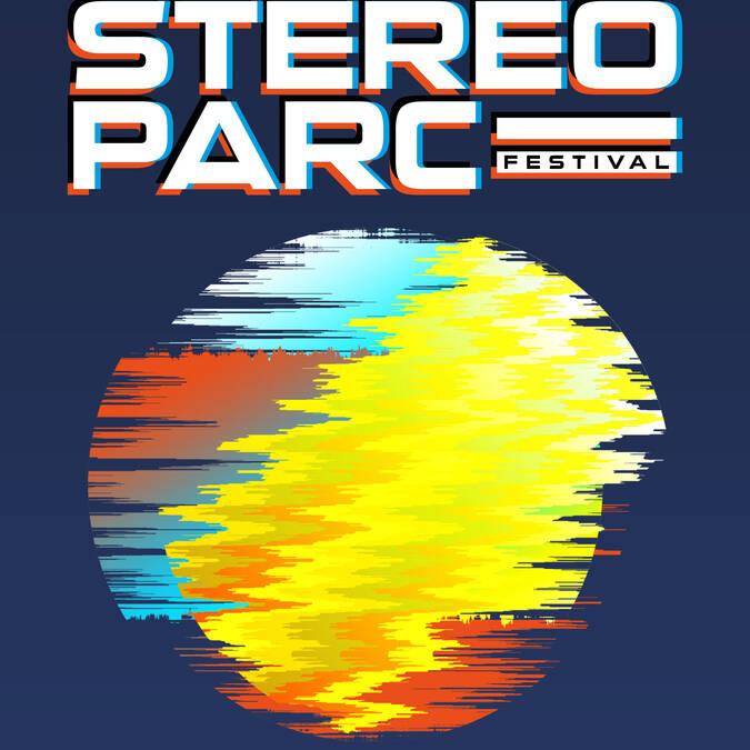 Affiche officielle STEREOPARC du 3 et 4 Août 2018