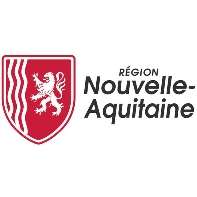 The region Nouvelle Aquitaine