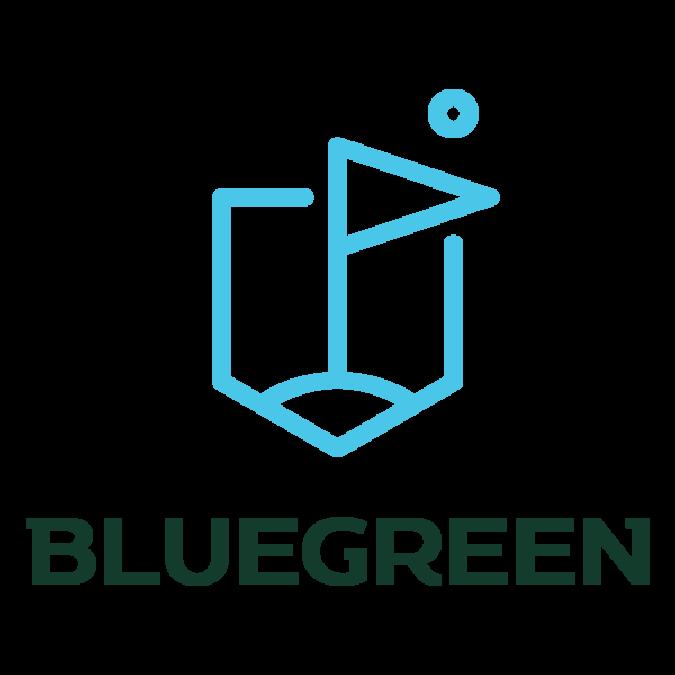 Logo Blue Green