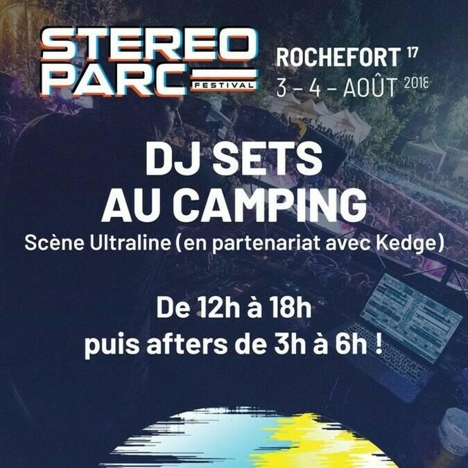 Les sets du Stereocamp