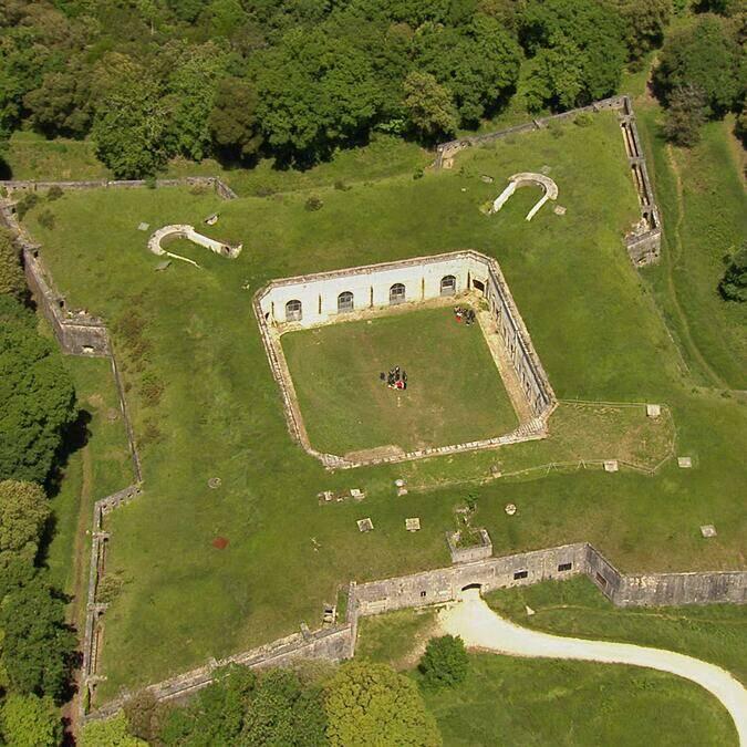 Le Fort Liédot à l'île d'Aix