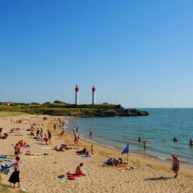 Ile d'Aix, perle de l'estuaire de la Charente